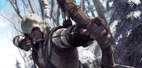 L'arc dans Assassin's Creed 3
