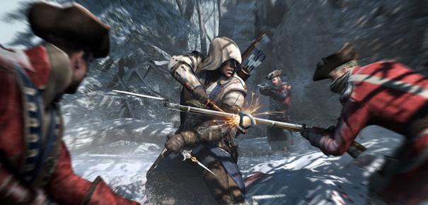 Combats dans Assassin's Creed 3