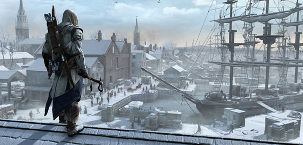 Graphismes d'Assassin's Creed 3