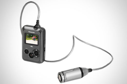 Caméra Panasonic 4K HX-A500