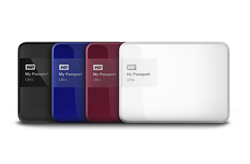 Disque dur externe portable Western Digital