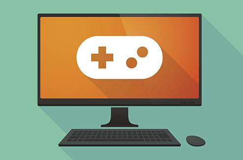 illustration : Gaming PC