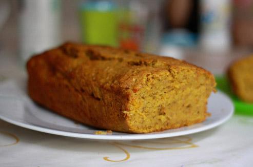 Gâteau potimarron