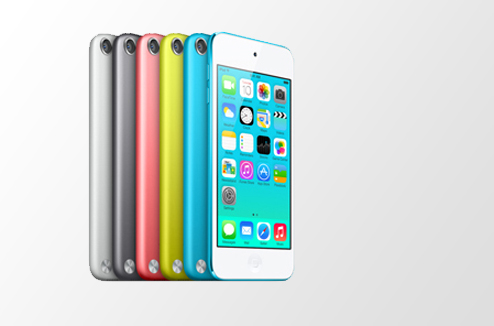 Les iPod Touch