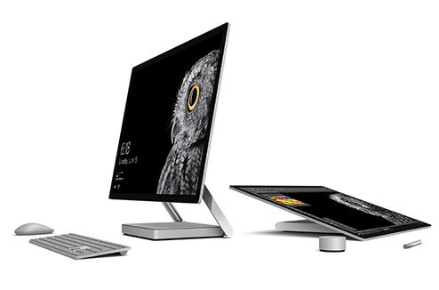 Design du Microsoft Studio