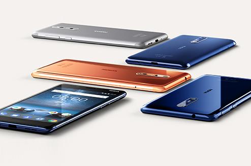 Le nouveau Nokia 8