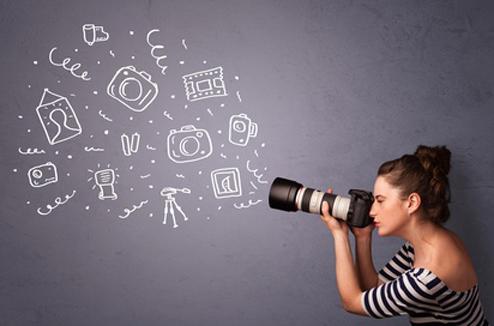 Photographier avec un reflex