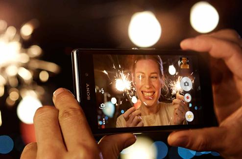 Photophone Xperia Z1 de Sony