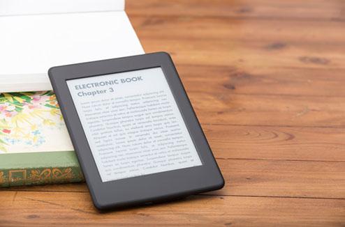 Choisir le bon format d'ebook pour sa liseuse