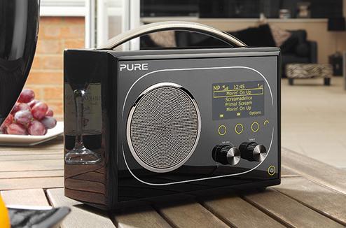 Radio numérique Pure