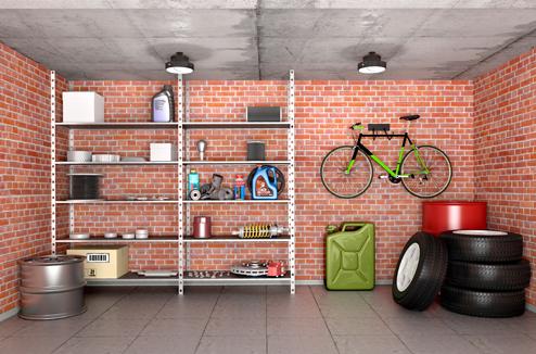 Aménager son garage de façon astucieuse