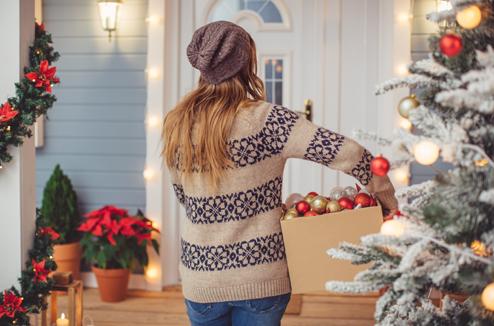 Conseils pour bien ranger ses décorations de Noël