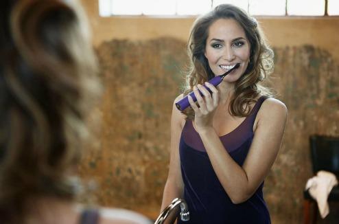 Brosse à dents Philips Sonicare Diamondclean améthyste : le test