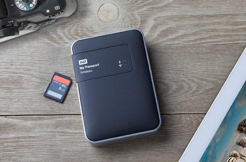 Disque dur pour tablette tactile Western Digital