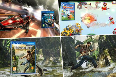 Jeux PS Vita