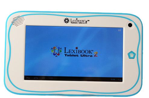 Tablette tactile enfant Lexibook Ultra 2 : test