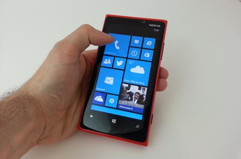 Prise en main de Windows Phone 8