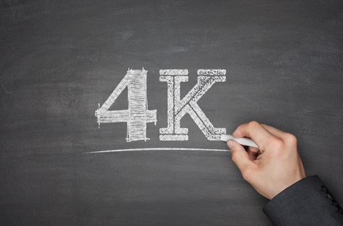 4K, suivez la leçon !