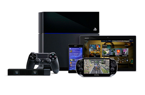 Univers PlayStation Sony