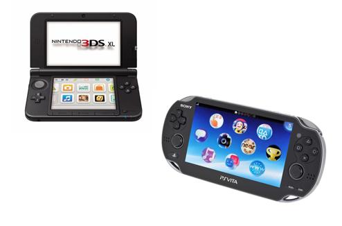 3DS et PS Vita