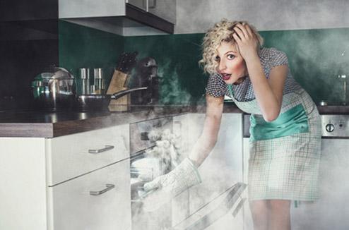 15,4% des accidents domestiques ont lieu dans la cuisine