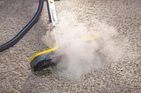 Nettoyer grâce à la vapeur