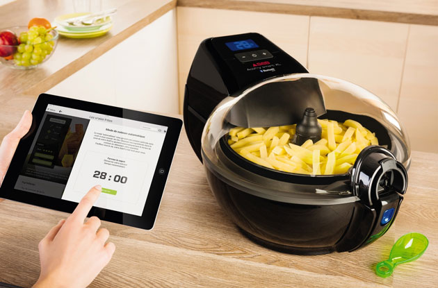 Friteuse Actifry connectée Smart XL