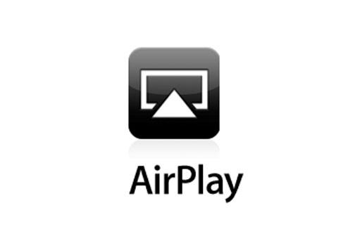 LOGO : Airplay d'Apple