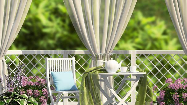 balcon 4 solutions pour se prot ger du vis vis darty vous. Black Bedroom Furniture Sets. Home Design Ideas
