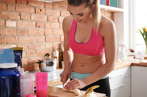Que manger avant et après le sport