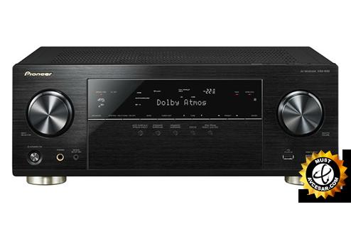 Amplificateur Home Cinéma Pioneer VSX930 K Black
