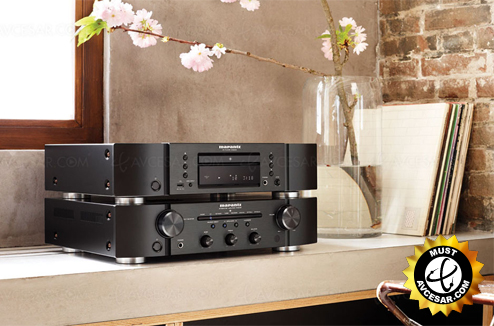Ampli Home Cinema Marantz PM6006