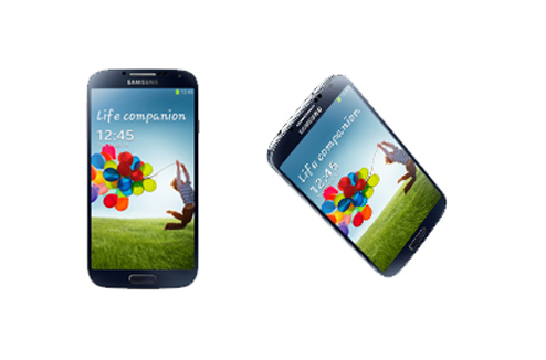 Samsung Galaxy S4 : design