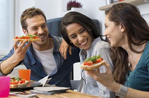 Des id es tendances pour un ap ritif gourmand et convivial for Menu convivial entre amis