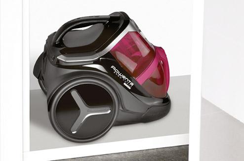 aspirateur sans sac rowenta ergo force cyclonic le test. Black Bedroom Furniture Sets. Home Design Ideas