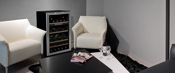 La cave à vin s\'invite au salon - Darty & Vous