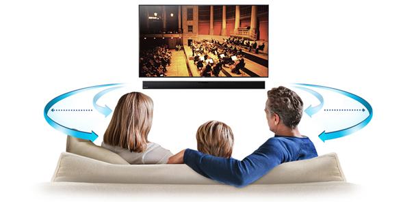 quelle barre de son choisir pour sa tv darty vous. Black Bedroom Furniture Sets. Home Design Ideas