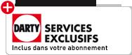 Services exclusifs inclus