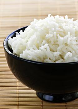 Bol de riz vinaigré