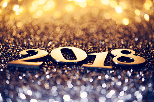 Envoyer ses voeux de 2018