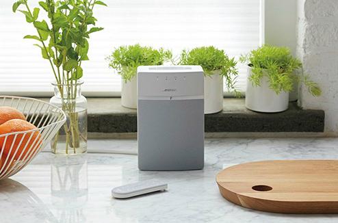 Bose Soundtouch 10 dans une cuisine