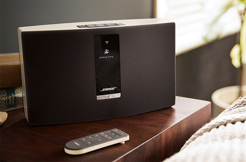 bose soundtouch le syst me audio wi fi darty vous. Black Bedroom Furniture Sets. Home Design Ideas