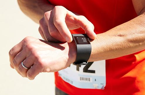 Bracelet connecté Fitbit Surge