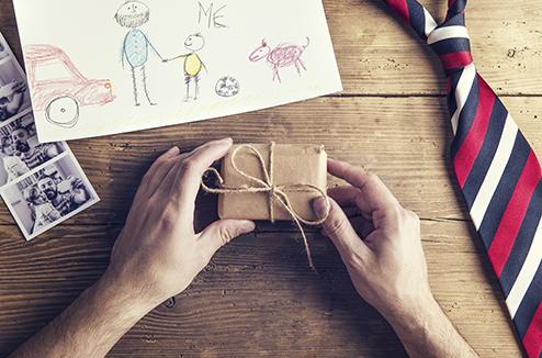 Cadeaux pour la fête des pères