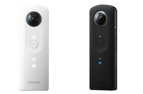 Caméra 360 Theta SC et S