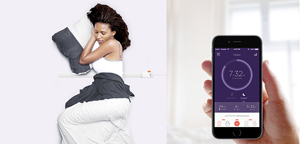 capteurs connect s pour le sommeil ils veillent sur vos nuits darty vous. Black Bedroom Furniture Sets. Home Design Ideas