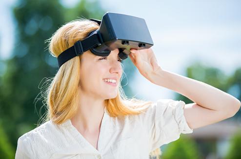 Utiliser un casque de réalité virtuelle