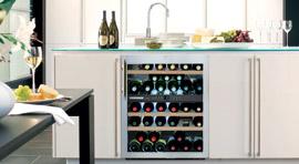 cave à vin de services