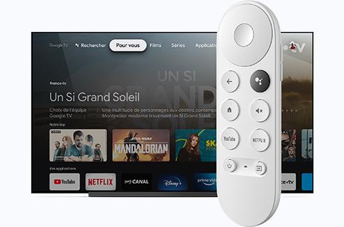 J Ai Connecte Ma Tv Avec Chromecast De Google Darty Vous