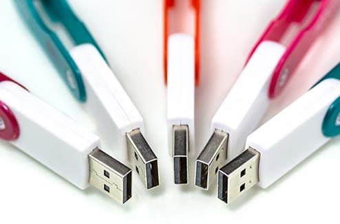 Clé USB Standard